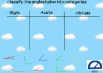 Angles (Grade 6) - This resource is designed to teach students about angles and how to measure angles.